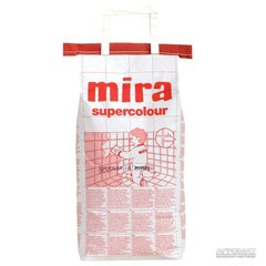 Затирка mira supercolour №100/5кг (белая)