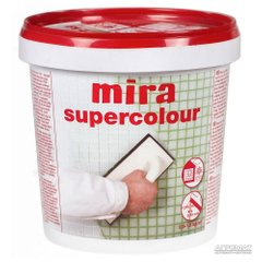 Затирка mira supercolour №182/1,2 кг (светло-голубая)